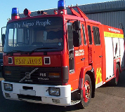 Fire Engine Hire in Glasgow