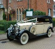 Gabriella - Rolls Royce Hire in Essex