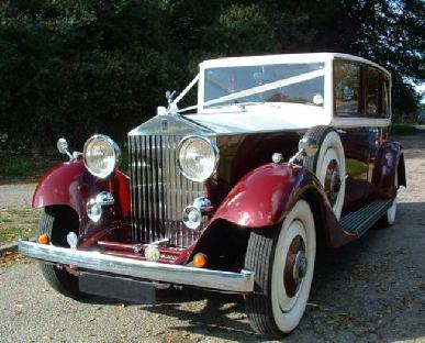Ruby Baron - Rolls Royce Hire